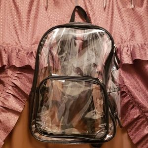 See Through Back pack